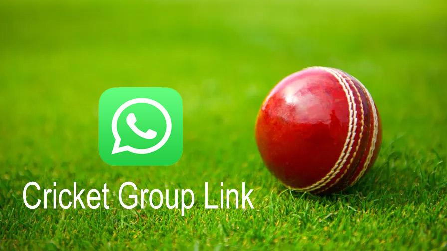 Cricket Whatsapp Group Link