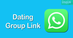 Dating Whatsapp Group Link