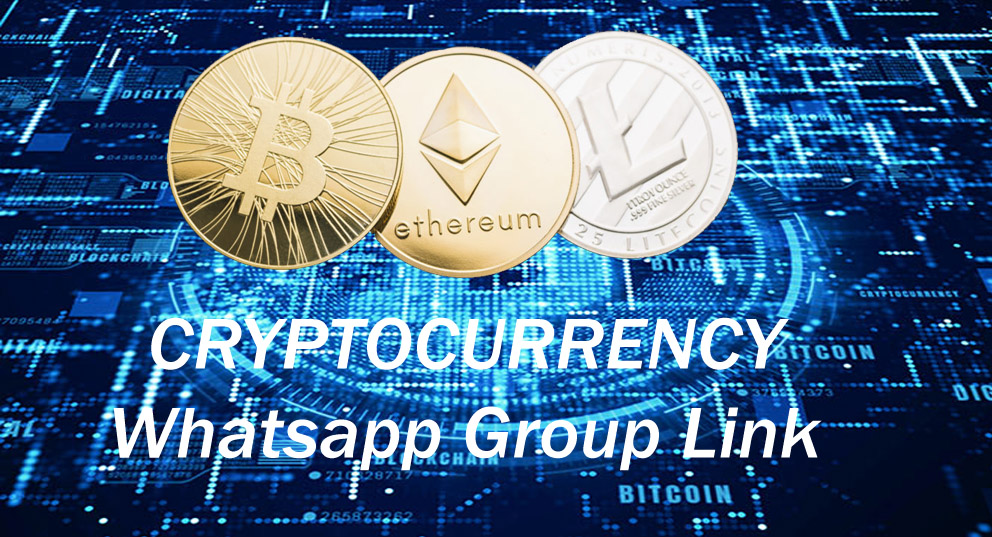 Cryptocurrency Whatsapp Group link